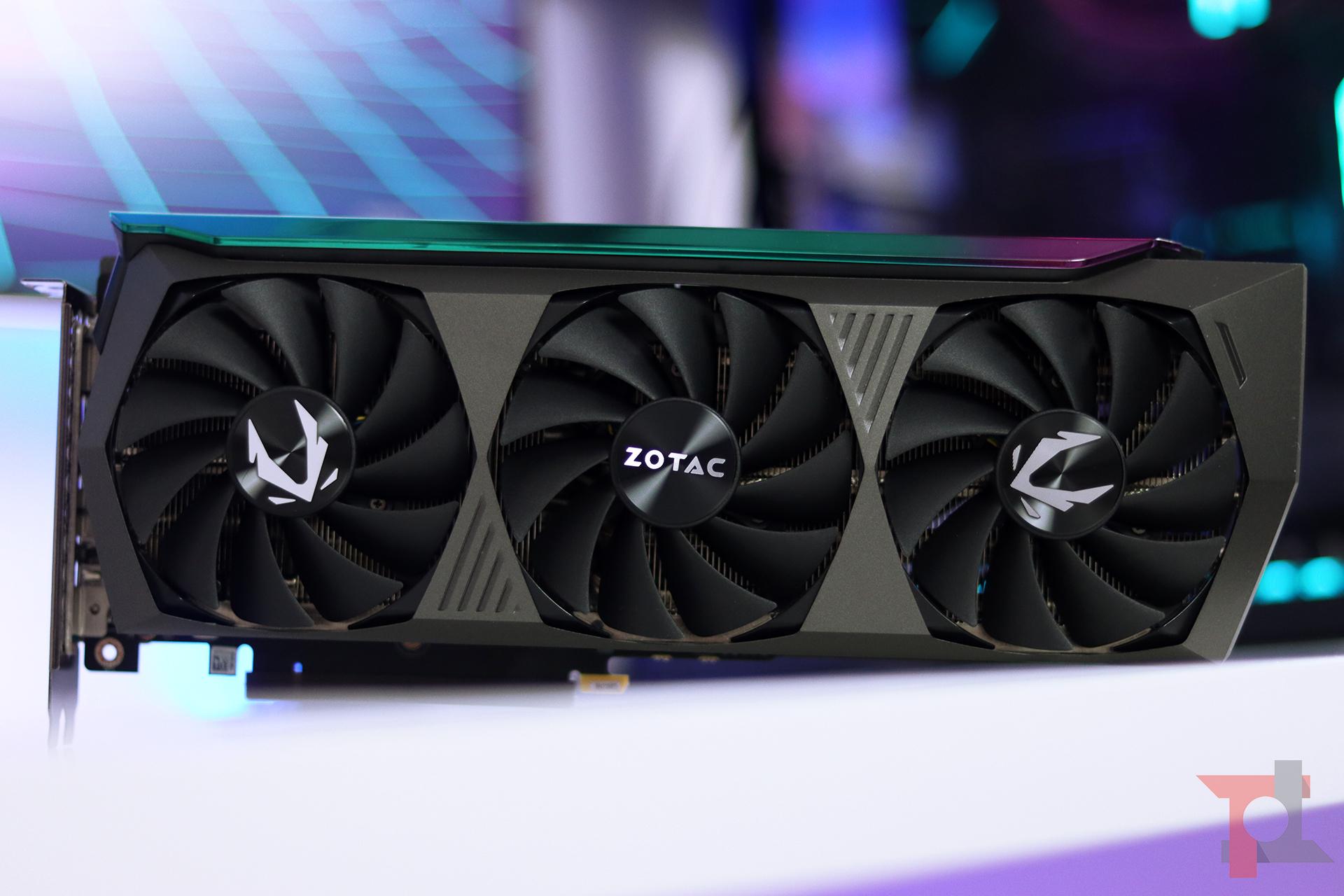 Zotac RTX 3070 Ti