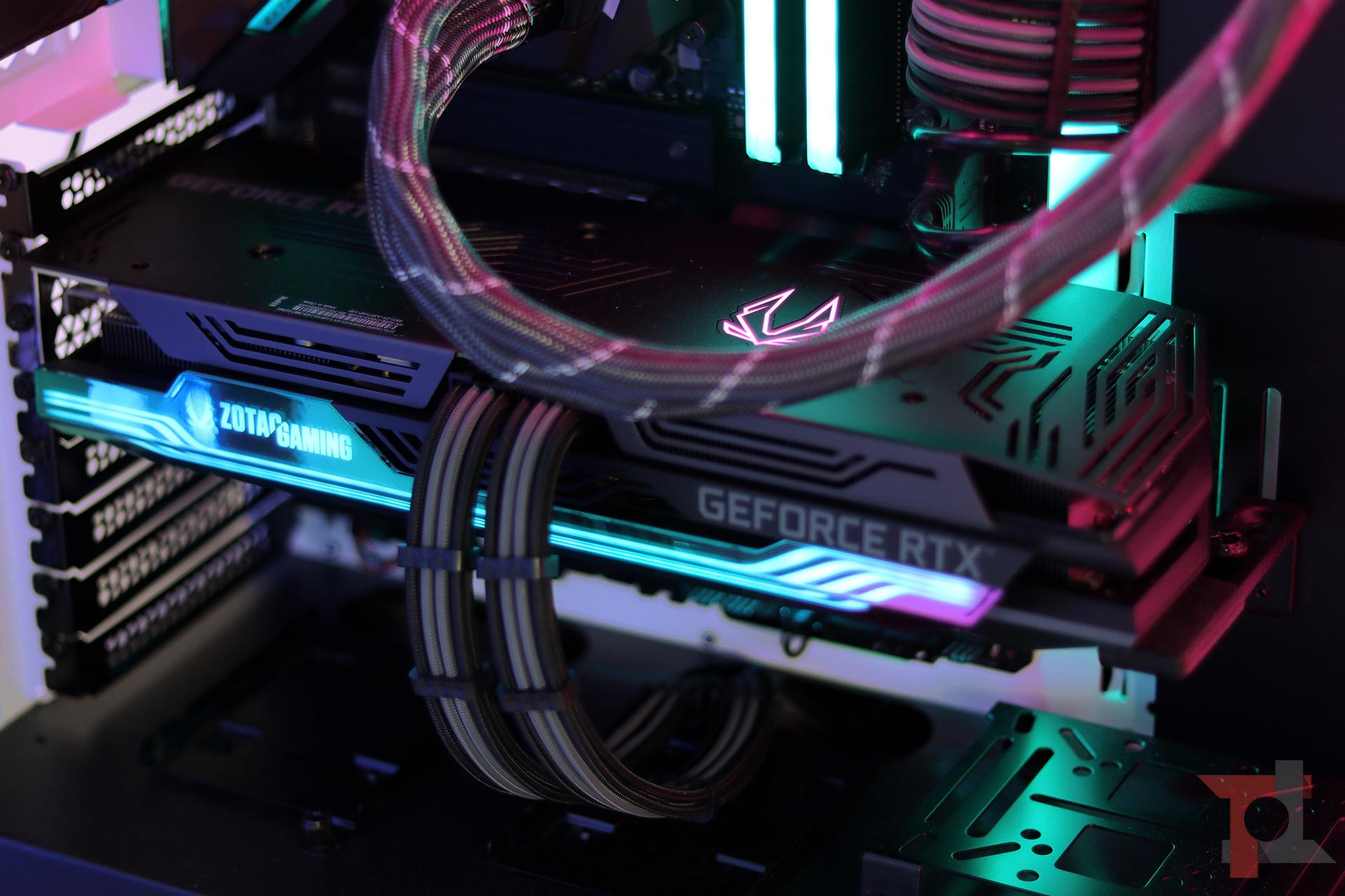 Recensione ZOTAC RTX 3070 Ti AMP Holo: una nuova chance per dominare il 2K con Ray Tracing attivo 1
