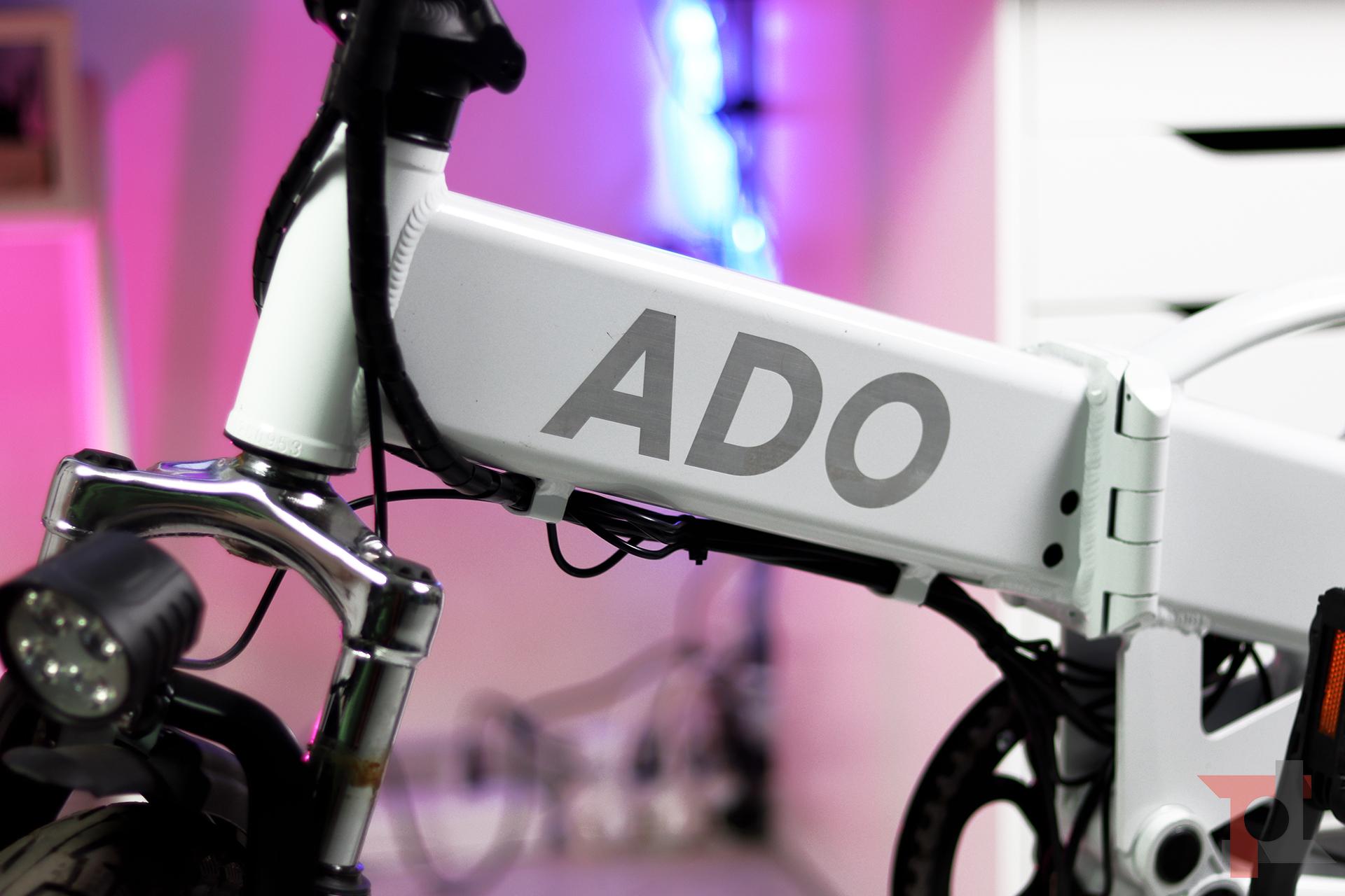 ADO A16 è la nuova bici elettrica per la città: low cost ma senza rinunce e con tanti extra 1