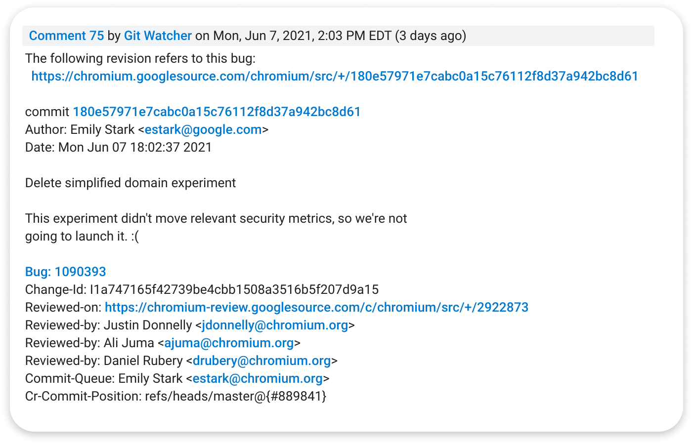 Google getta la spugna sugli URL semplificati di Chrome 1