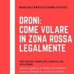 Dronex patentino droni zona rossa