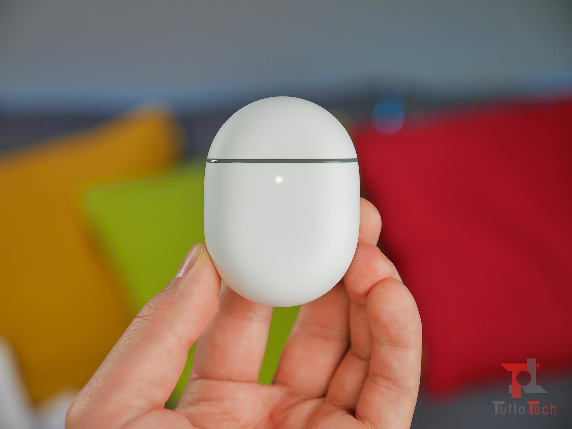 Recensione Google Pixel Buds A: le cuffie smart di Google per tutti 4
