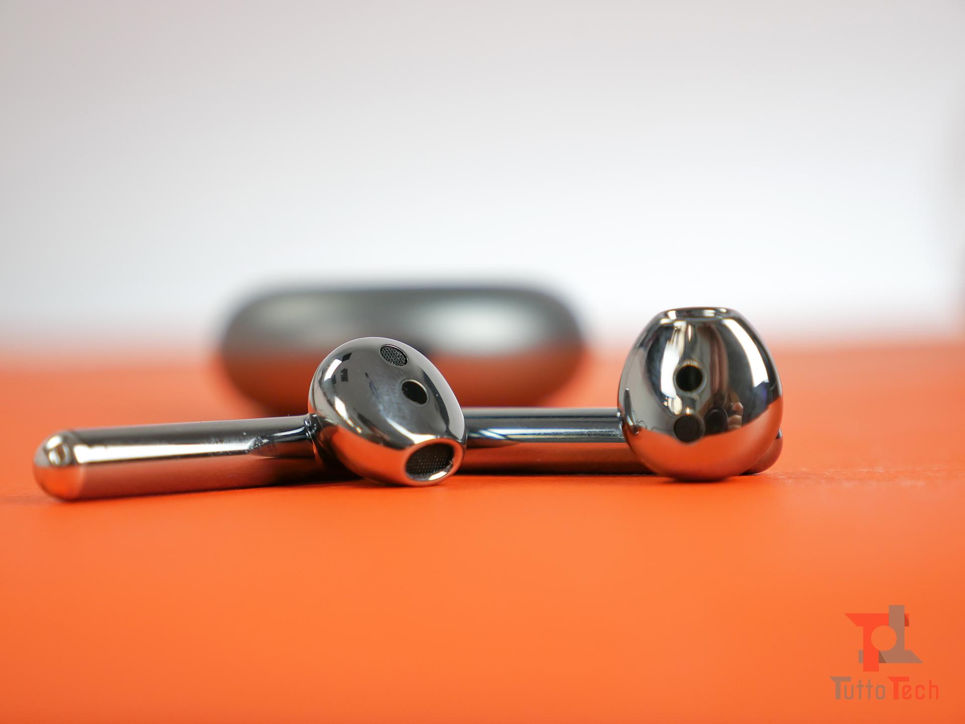 Recensione Huawei FreeBuds 4: cuffie non in-ear di qualità, Band 6 in regalo 4