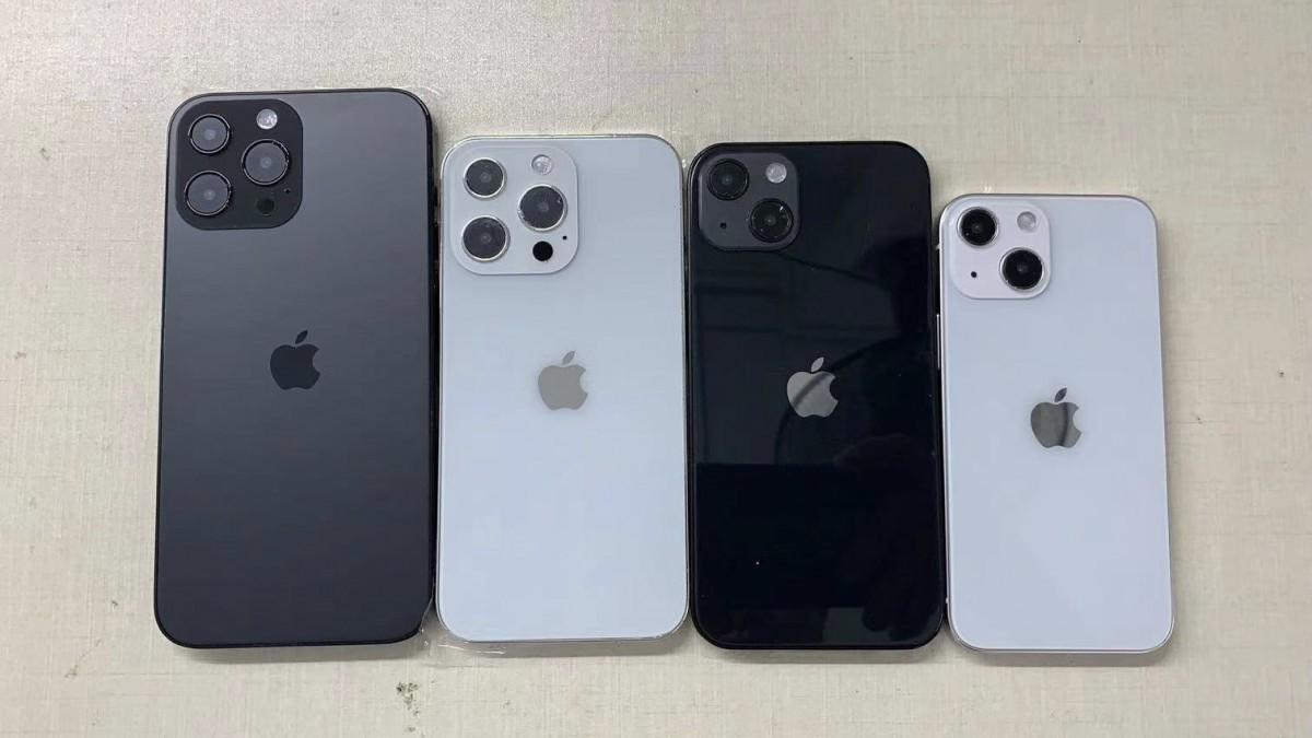 I modelli da esposizione di iPhone 13 mostrano lievi cambiamenti 1