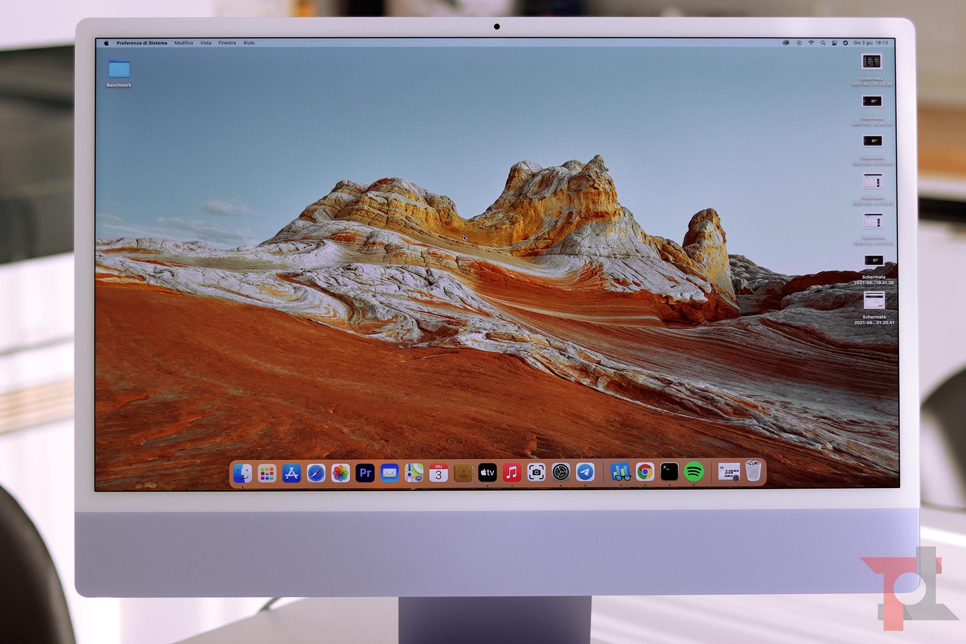 "Apple iMac 24"" M1 display"