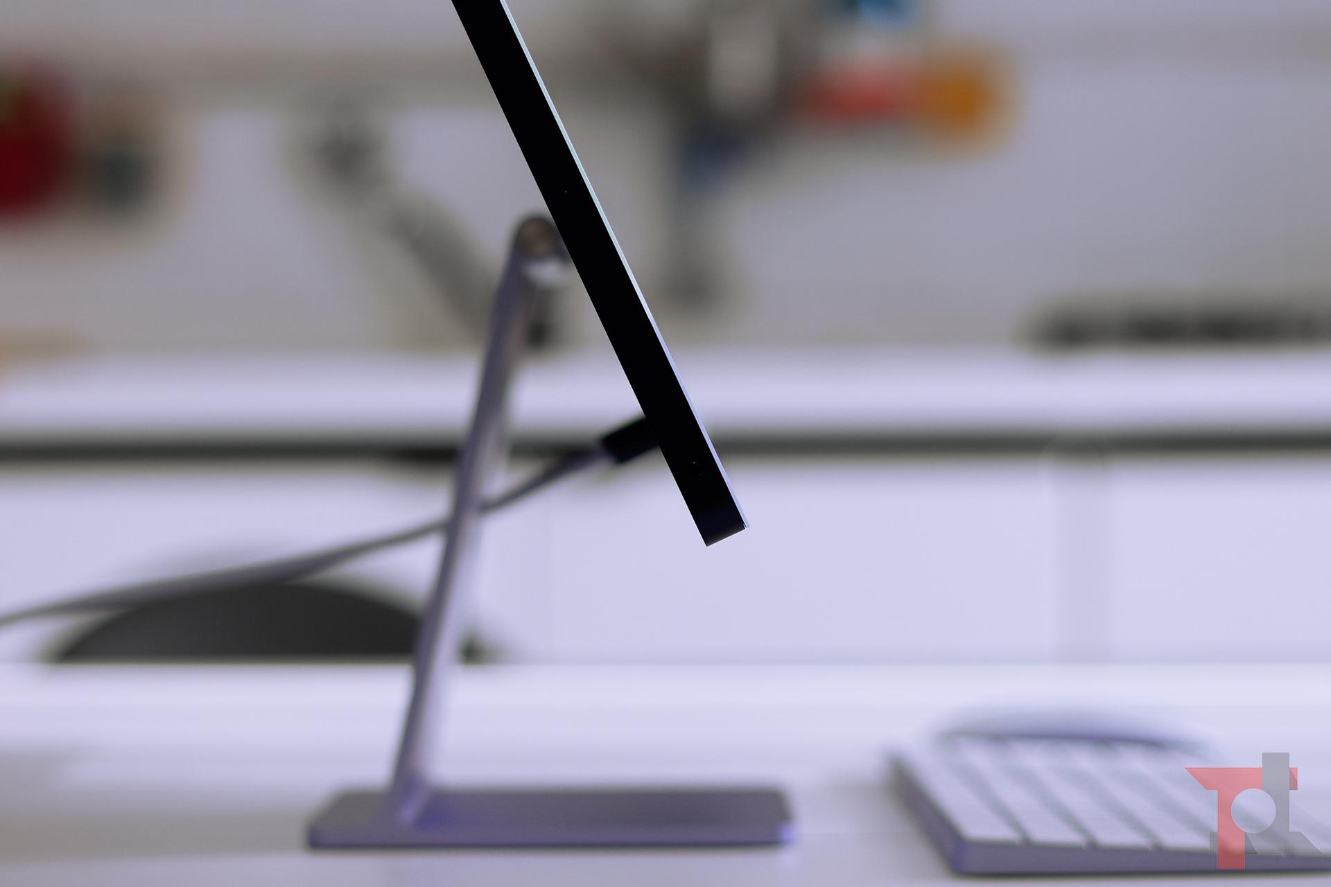 """Apple iMac 24"""" M1 profilo"""