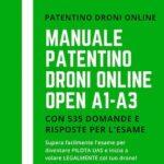 Dronex patentino droni A1-A3