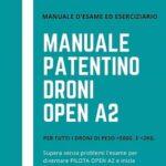 Dronex patentino droni A2