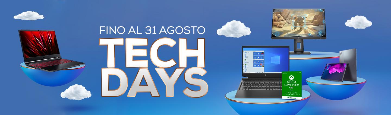 Offerte Tech Days Euronics