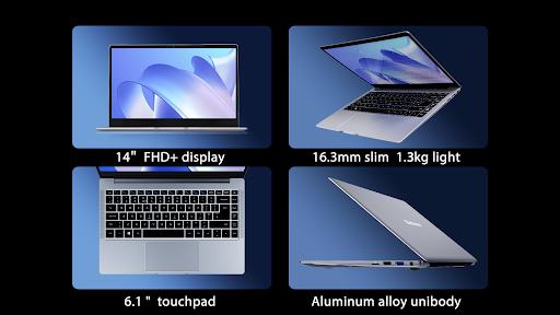 Blackview lancia il suo primo notebook: ecco Acebook1, corpo metallico e buon prezzo di lancio 1