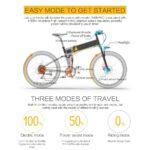 Super prezzo per la e-bike BEZIOR X500 Pro, con 100 Km di autonomia e doppia sospensione 6