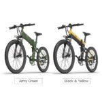 Super prezzo per la e-bike BEZIOR X500 Pro, con 100 Km di autonomia e doppia sospensione 1
