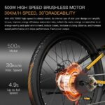 Super prezzo per la e-bike BEZIOR X500 Pro, con 100 Km di autonomia e doppia sospensione 3