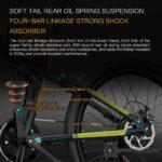 Super prezzo per la e-bike BEZIOR X500 Pro, con 100 Km di autonomia e doppia sospensione 2
