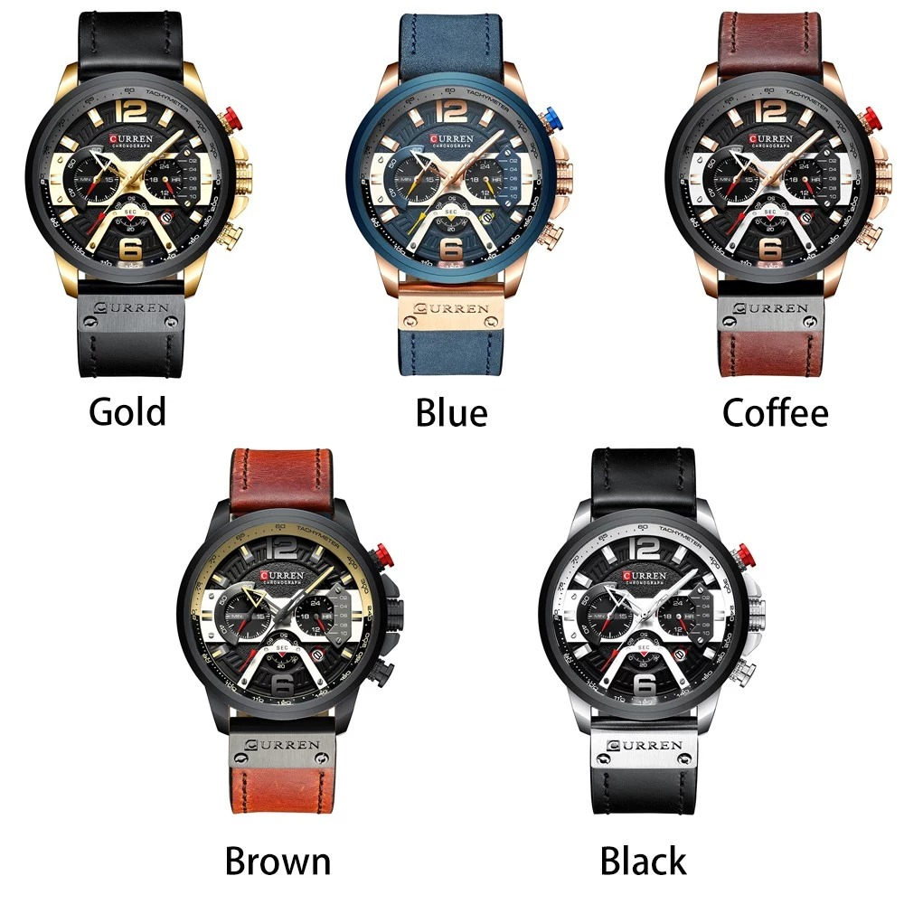 Stufi degli smartwatch? Ecco un cronografo dal sapore classico e dal design molto appariscente 5