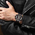 Stufi degli smartwatch? Ecco un cronografo dal sapore classico e dal design molto appariscente 3