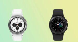 Samsung Galaxy Watch 4 Classic render