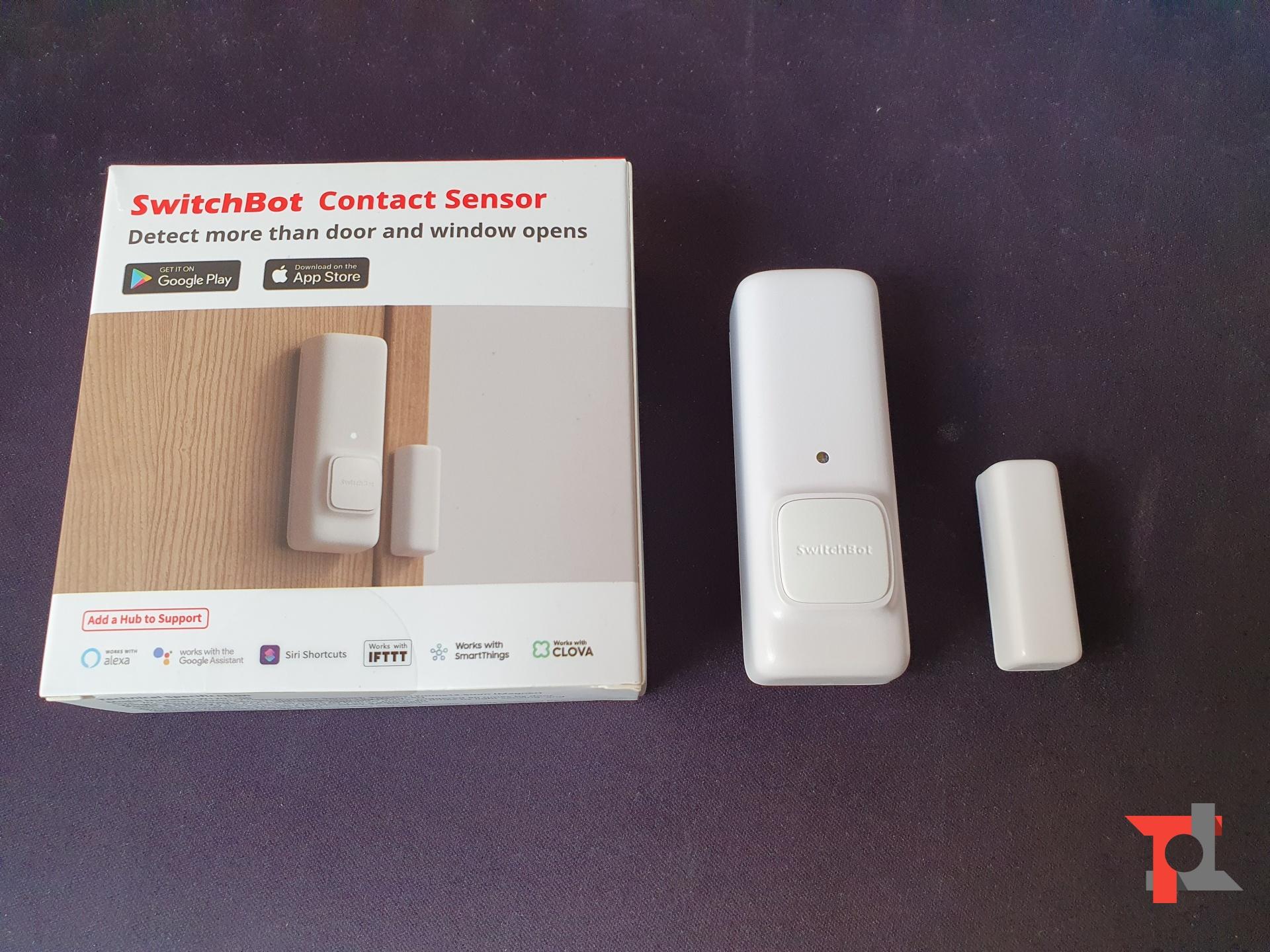 L'ecosistema SwitchBot si espande: abbiamo provato due nuovi sensori e il bot originale 1