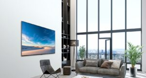 TV LG QNED