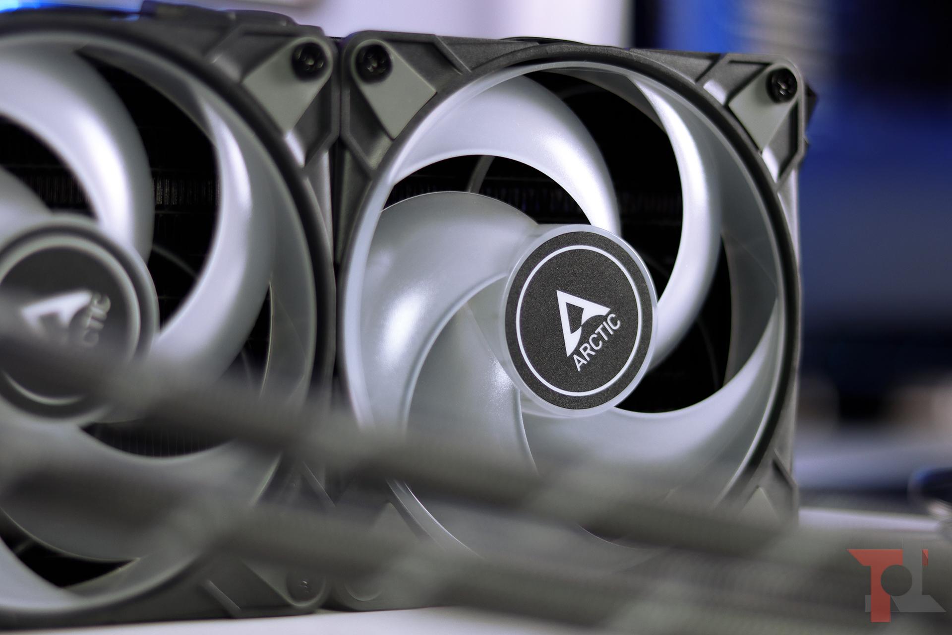 Recensione Arctic Liquid Freezer II ARGB: è ancora il best buy dei dissipatori a liquido 5