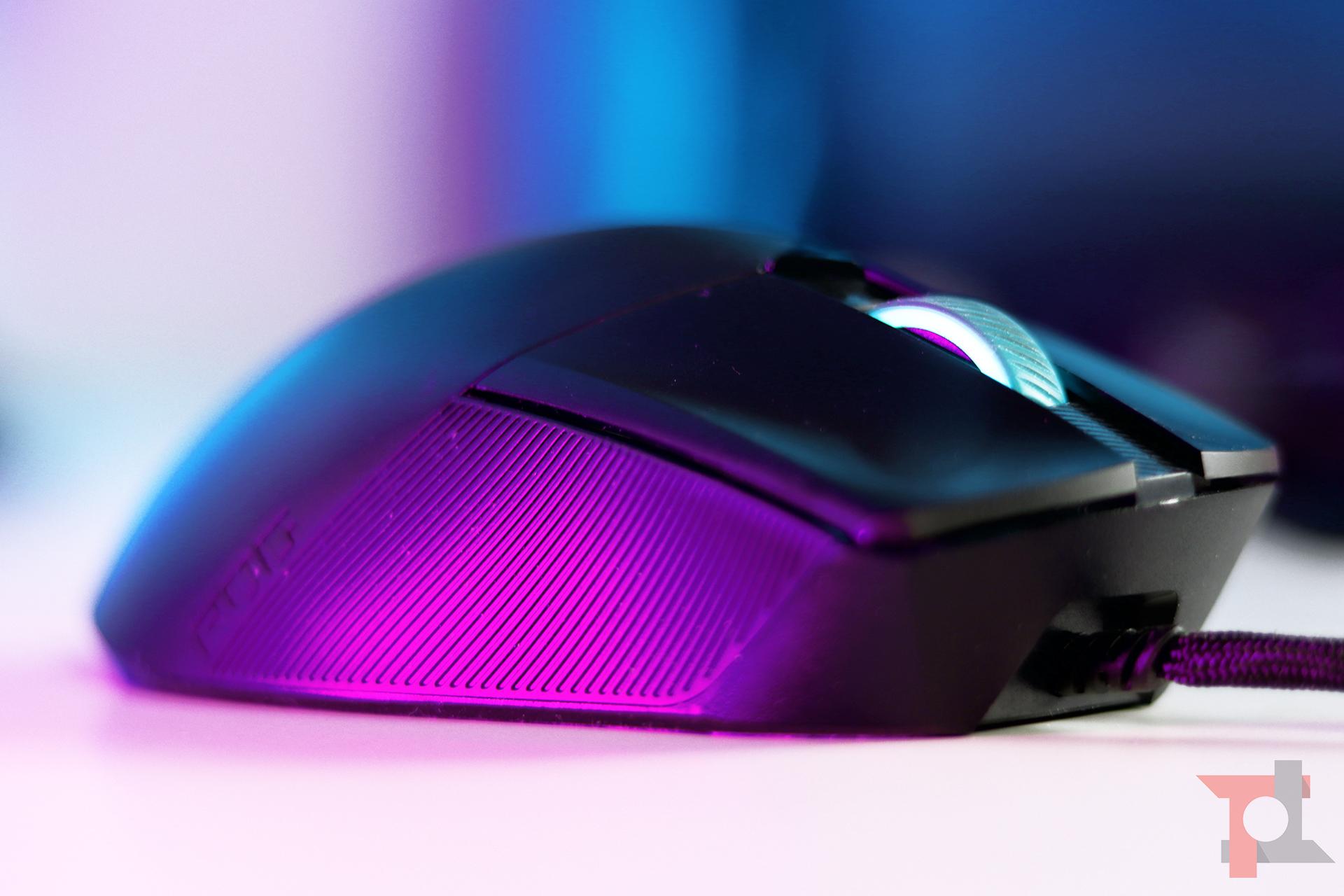 Recensione ASUS ROG Gladius III: il nuovo mouse gaming con switch sostituibili al volo 1