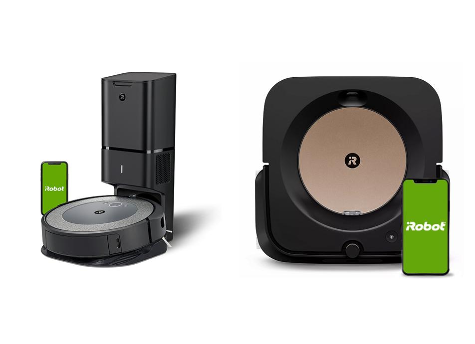 coupon sconto iRobot Roomba i3+ e Braava jet m6
