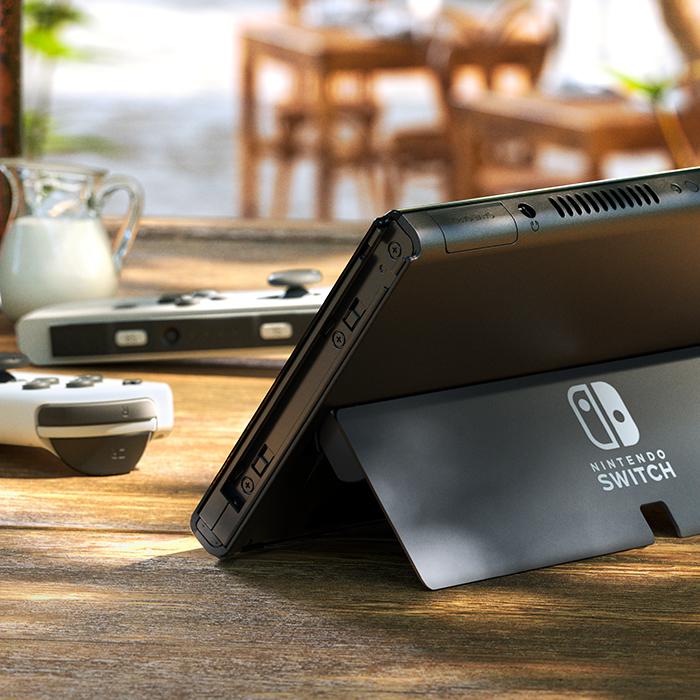 Nintendo Switch OLED è ufficiale e arriverà in Italia l'8 ottobre 1
