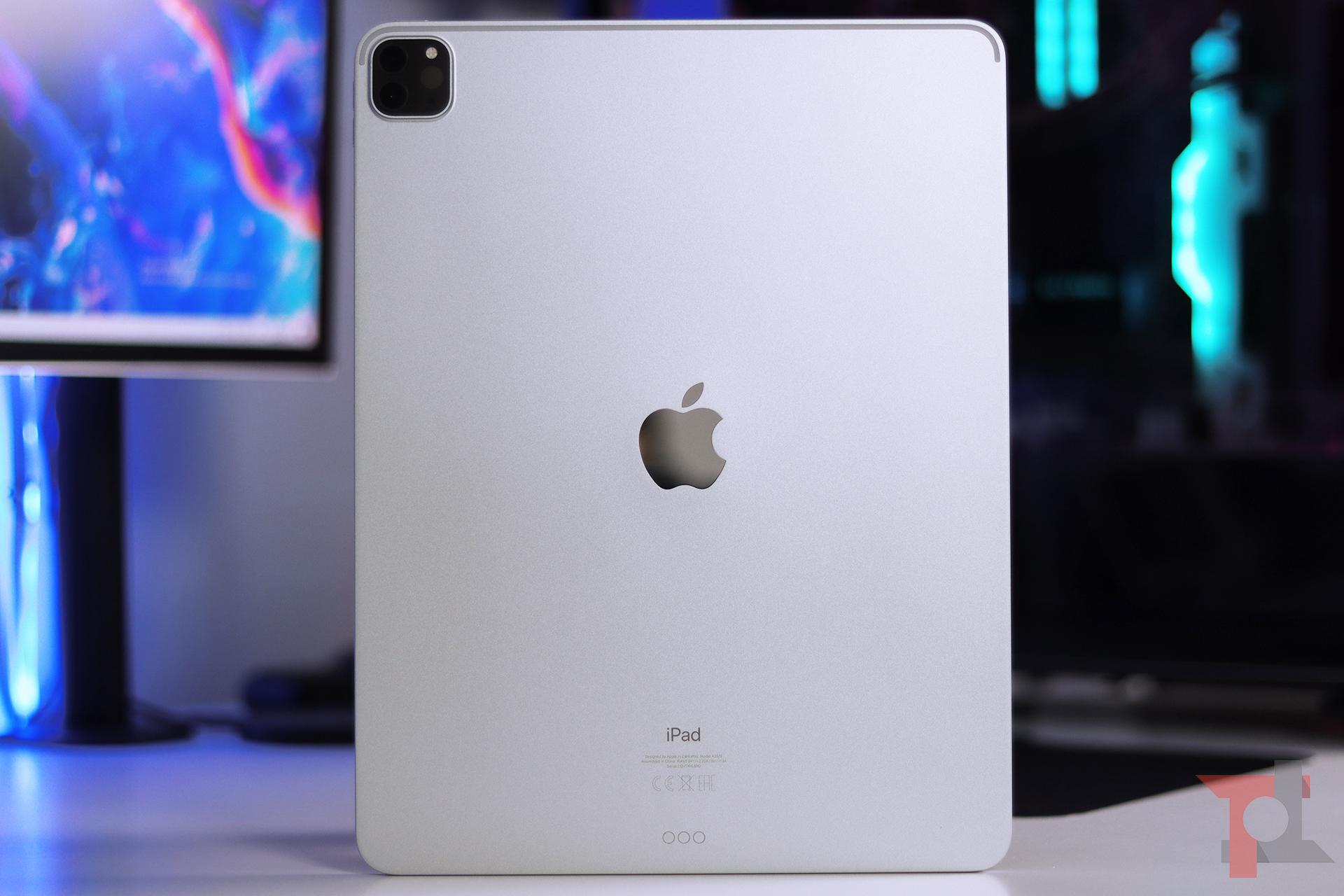 iPad Pro M1 design