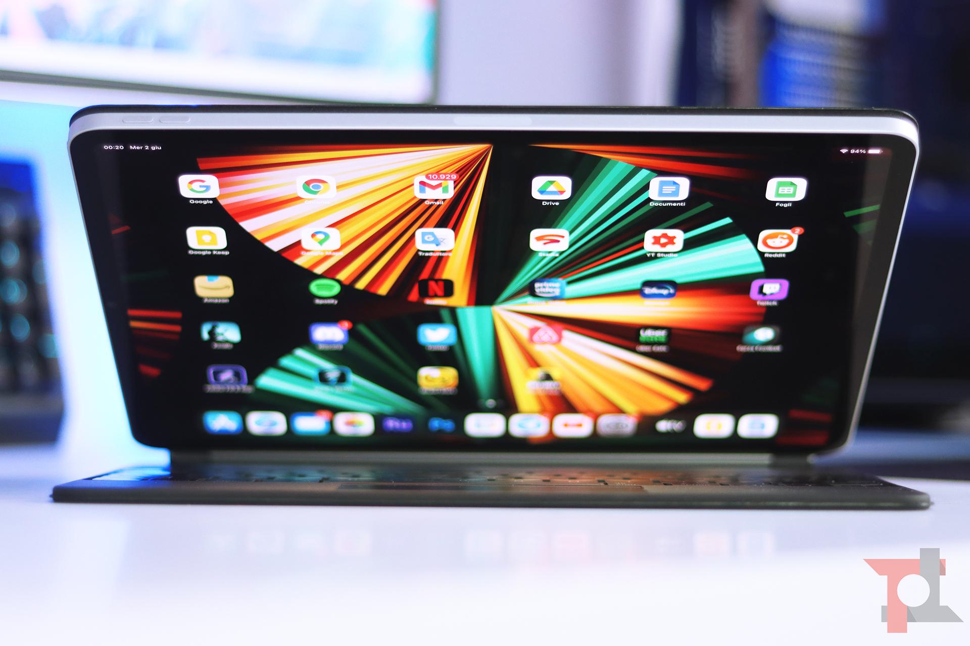 iPad Pro M1 scheda tecnica