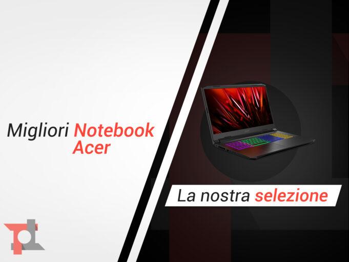 migliori notebook acer