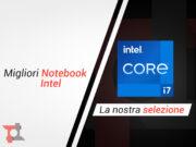 migliori notebook intel