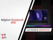 migliori notebook msi