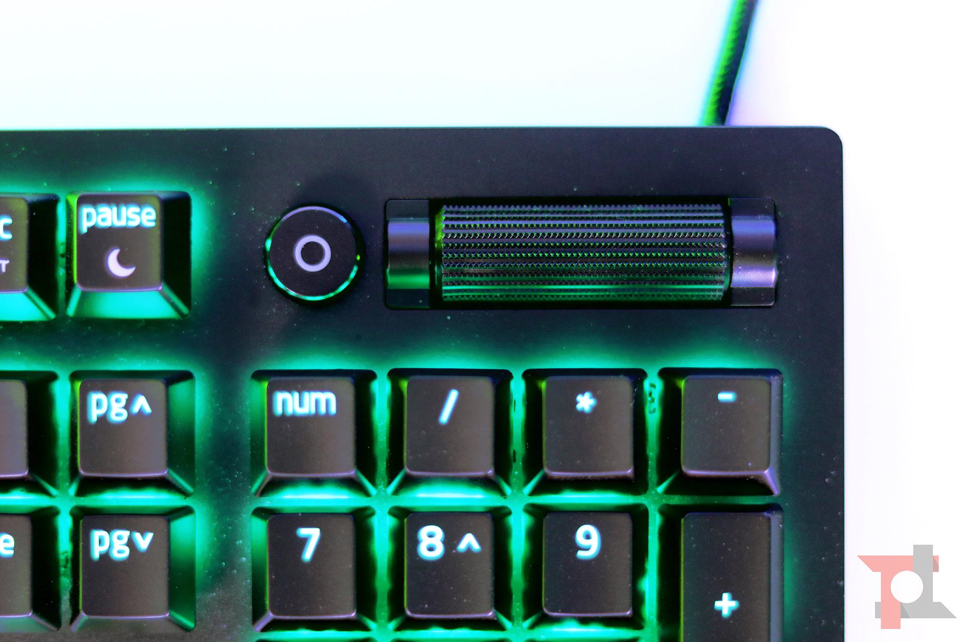 Recensione Razer BlackWidow V3: gli switch verdi fanno davvero la differenza in gioco 2