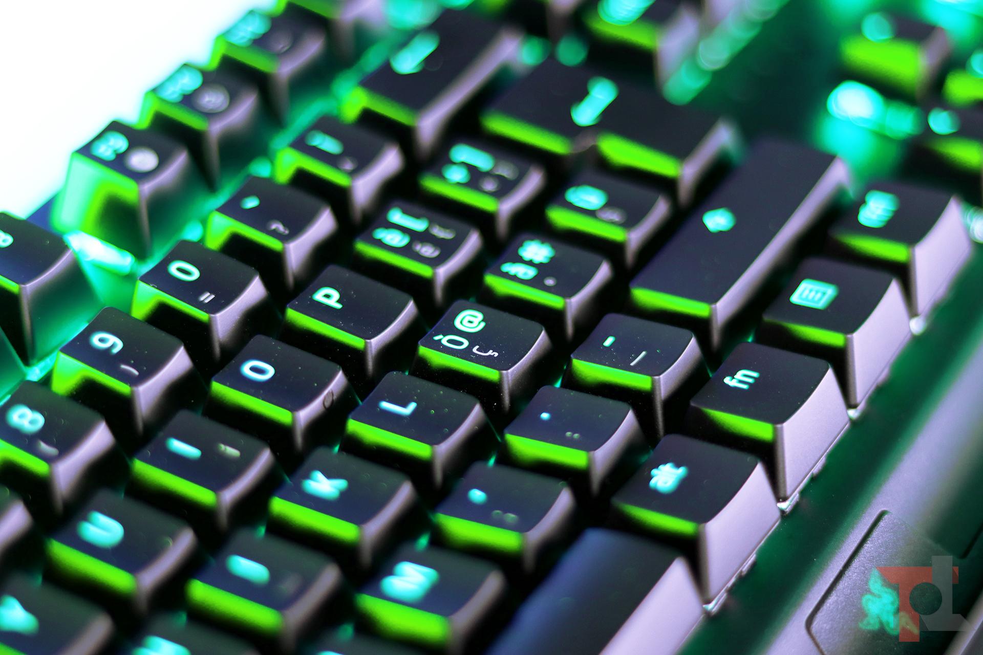 Recensione Razer BlackWidow V3: gli switch verdi fanno davvero la differenza in gioco 5