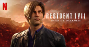 resident evil: infinite darkness disponibile