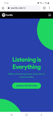 La guida passo dopo passo per disattivare Spotify Premium 1