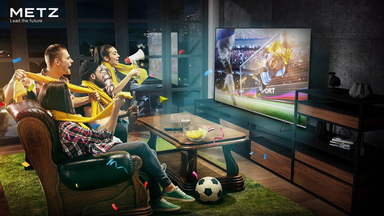Con METZ MUC7000Z la smart TV diventa Home Theater 1