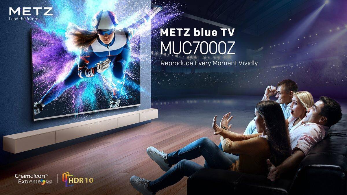 Con METZ MUC7000Z la smart TV diventa Home Theater 3