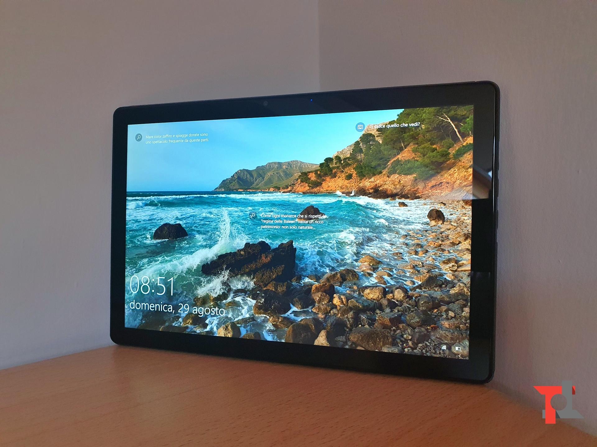 Recensione CHUWI Hi 10 Go, il tablet trasformista che diventa notebook 3