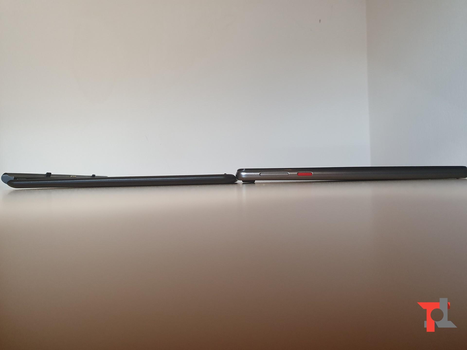 Recensione CHUWI Hi 10 Go, il tablet trasformista che diventa notebook 2