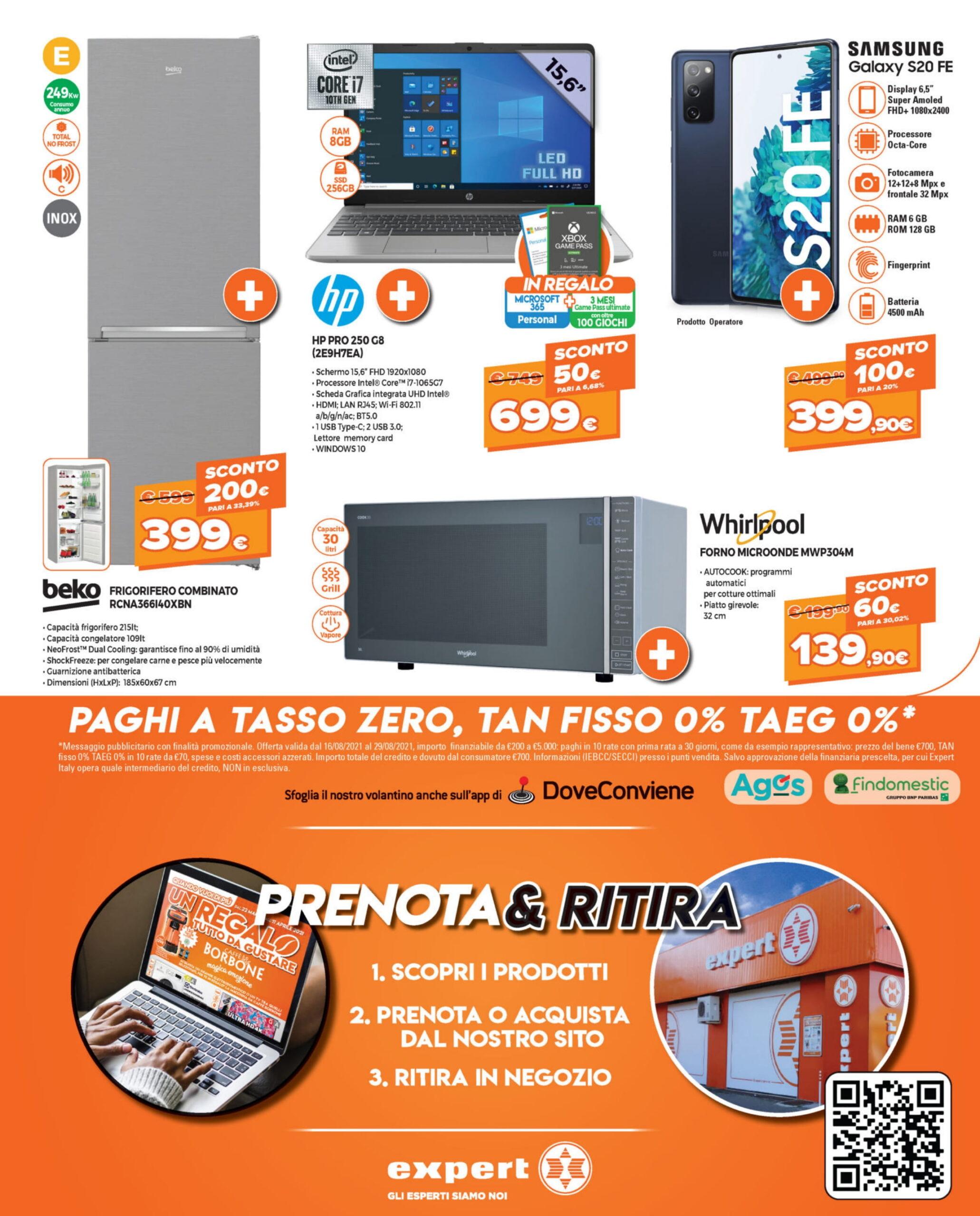 """Expert lancia le offerte """"Cambia TV, preparati allo switch off"""" 1"""