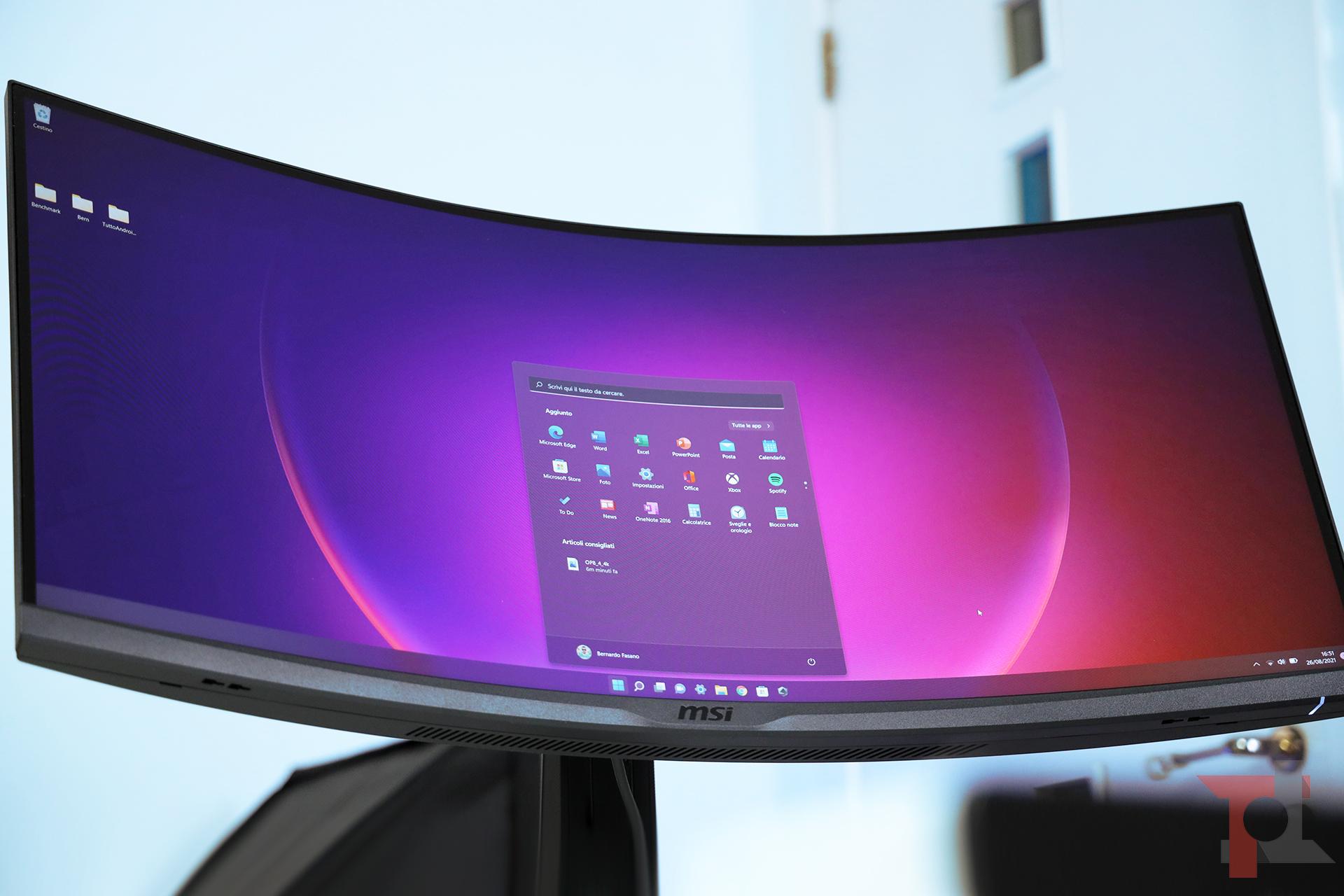 Recensione MSI MPG ARTYMIS 343CQR: il nuovo monitor gaming con i muscoli 6