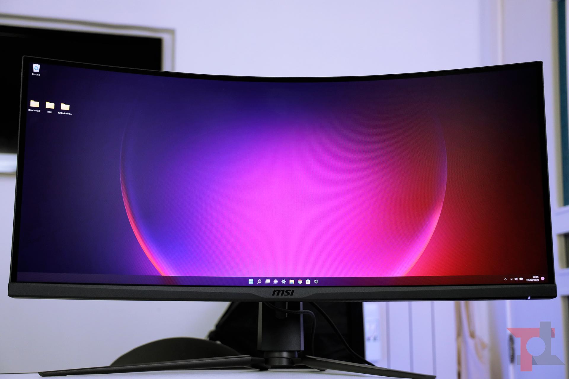 Recensione MSI MPG ARTYMIS 343CQR: il nuovo monitor gaming con i muscoli 4