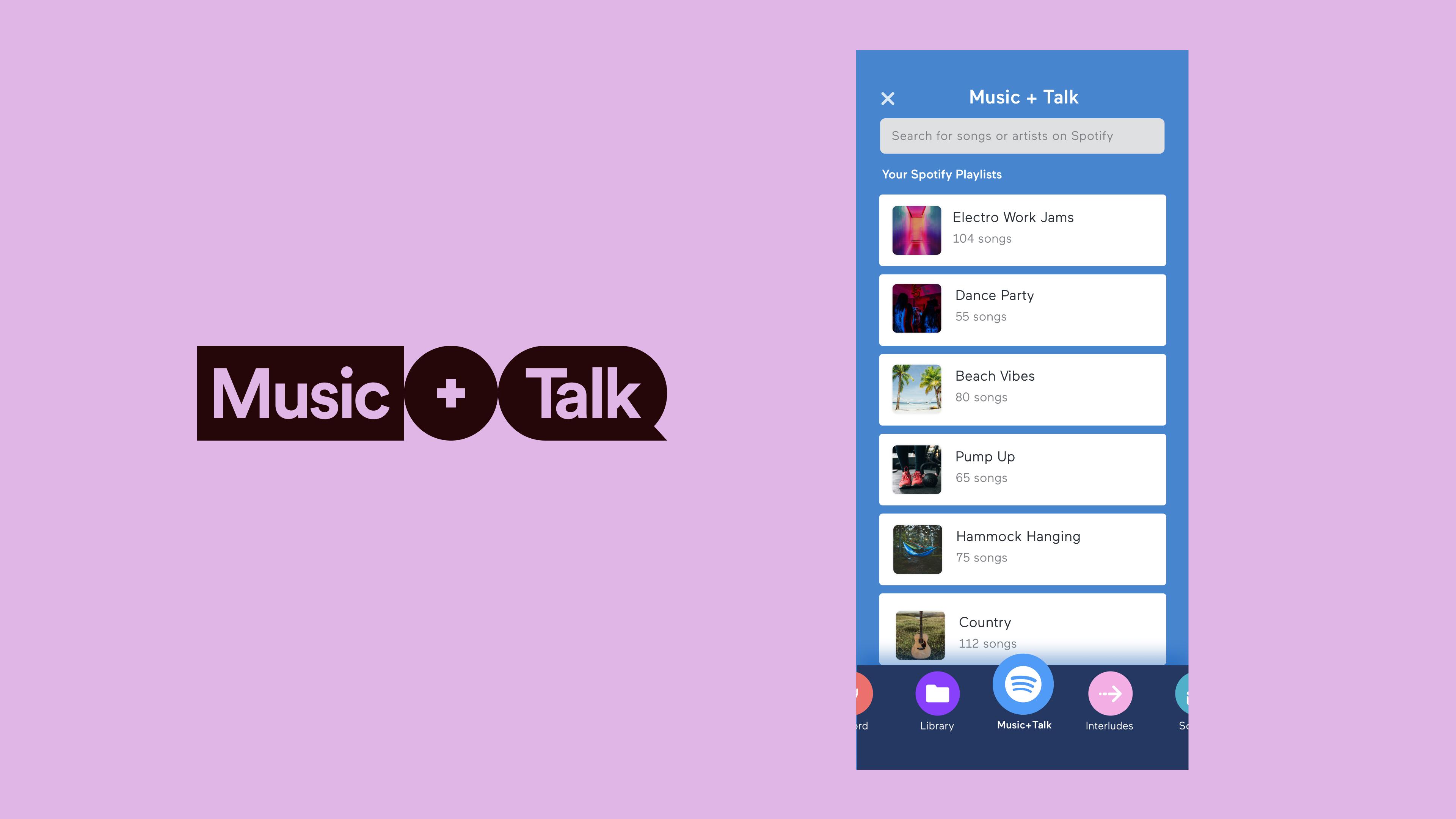 Music +Talk Mobile