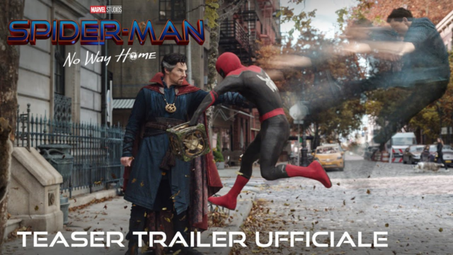 trailer ufficiale Spider-Man: No Way Home