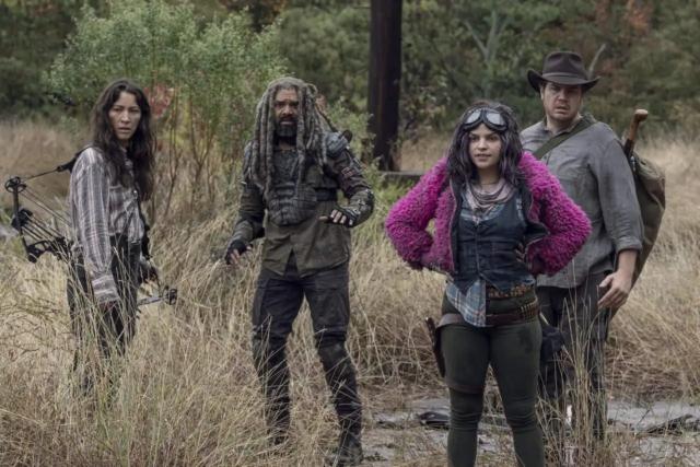The Walking Dead 11 Disney+
