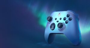 Controller Wireless Aqua Shift Xbox
