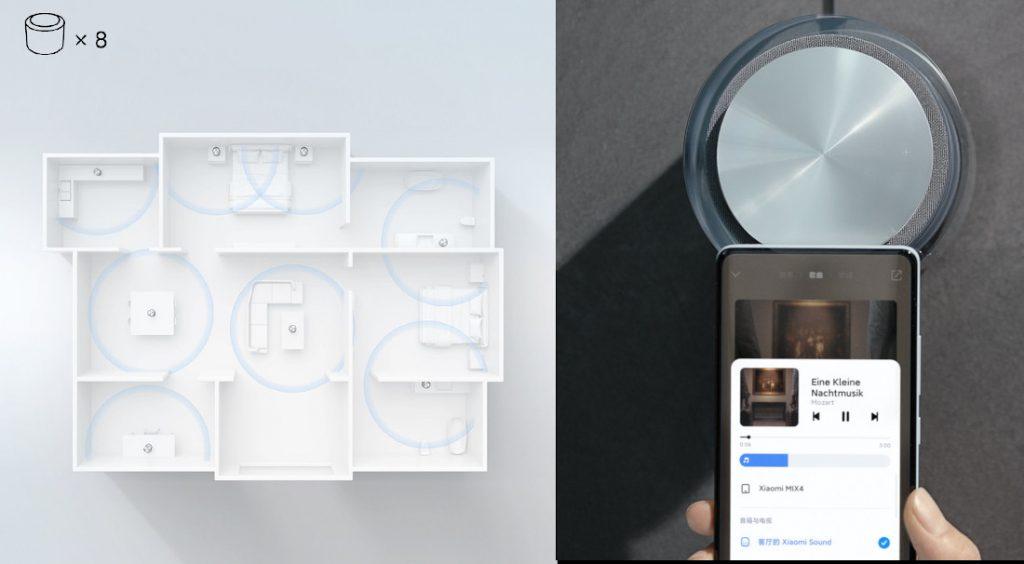 Xiaomi Sound è un nuovo speaker smart con audio a 360° e UWB 1
