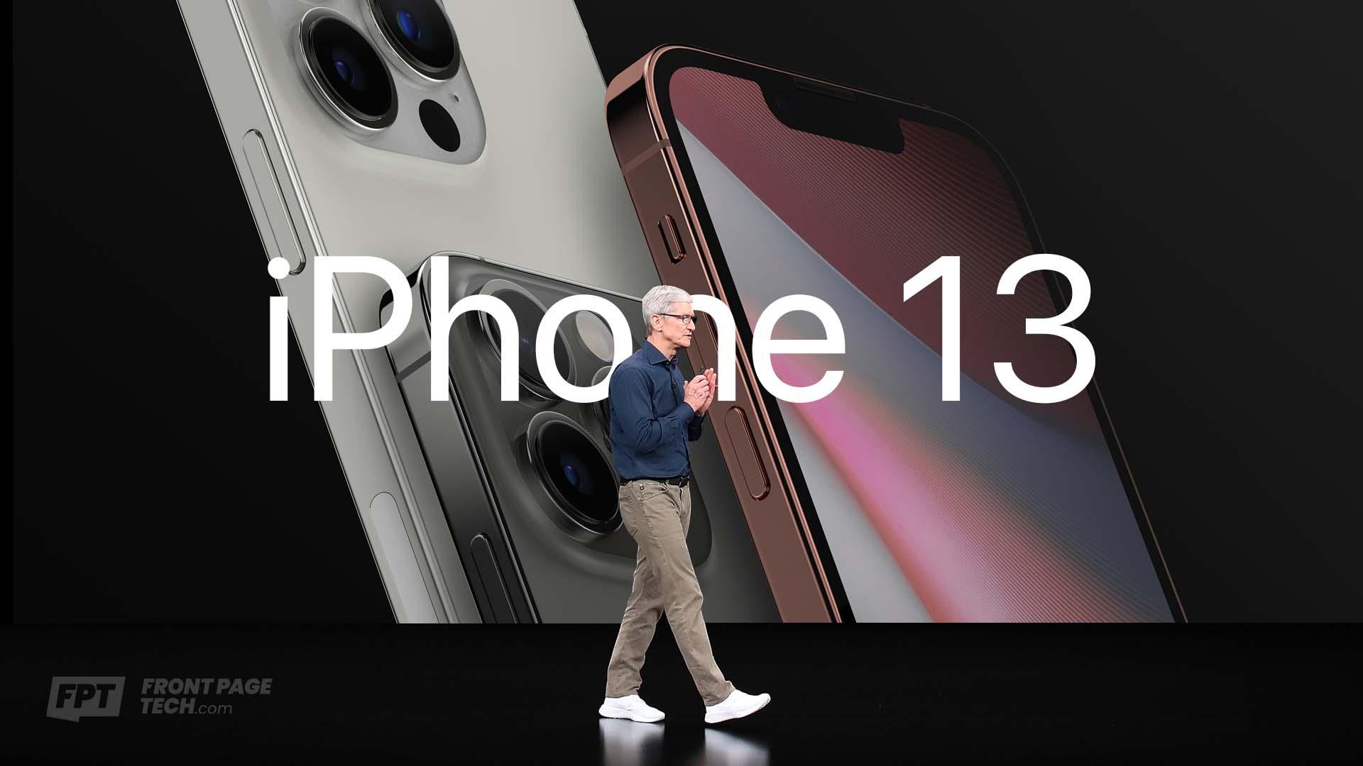 iphone 13 apple data lancio