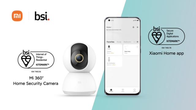 certificazioni Mi 360° Home Security Camera Xiaomi Home